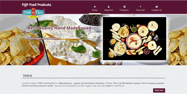 F&P Food Products